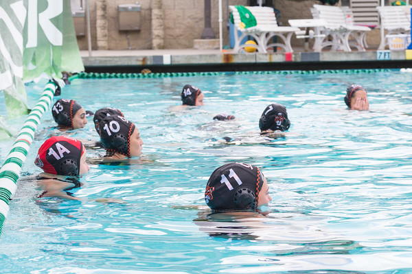Women's Water Polo vs CSU Monterey Bay (03-07-2020)