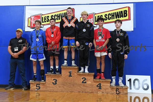6A Wrestling Finals Tournament Newberg 6/26/21