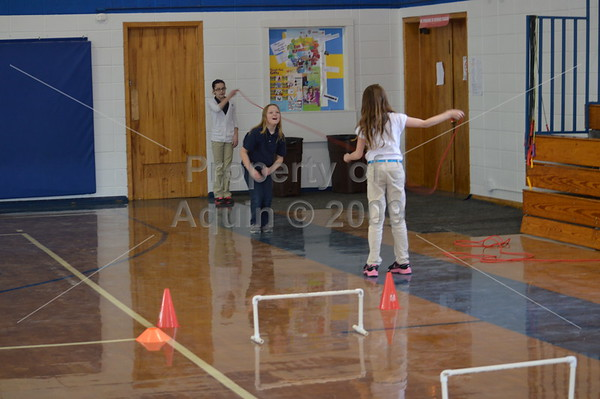 jump rope for heart . 2.13.14