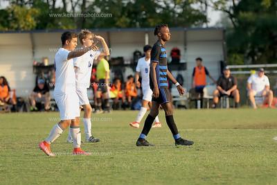 East Bladen 21 Midway boys soccer
