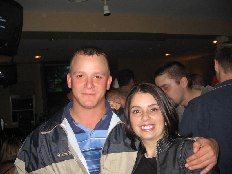 Shane and I