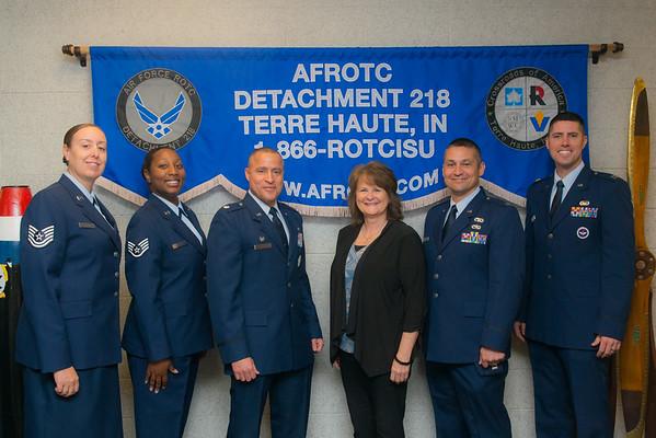 ROTC Staff, 2017
