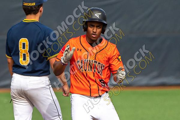 Taunton-Xaverian Baseball - 06-25-21