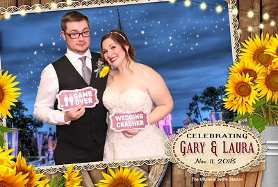Gary & Laura Wedding Reception