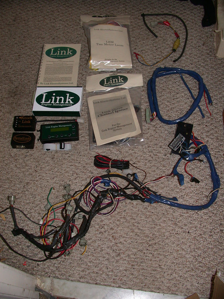 thats a lot of crap to install...