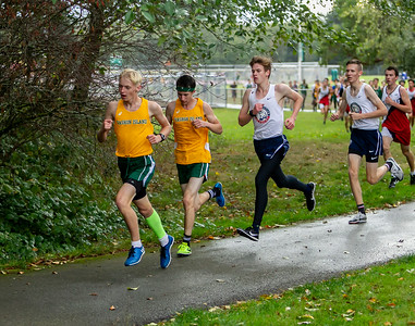 Set one: High School Boys Cross Country Nisqually 2 Meet 10/02/2018