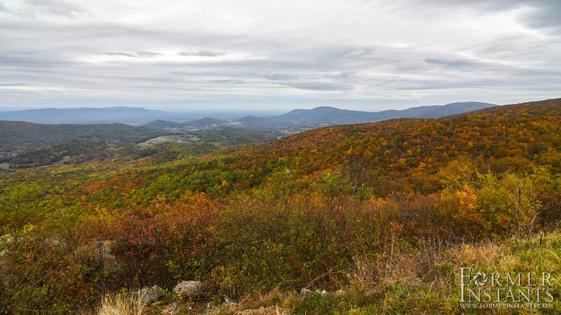 October In Shenandoah