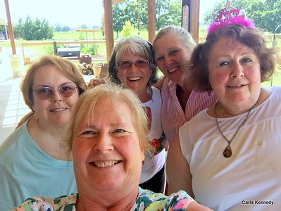 2019 07-20 Where the Crawdads Sing Discussion hosted by Carla
