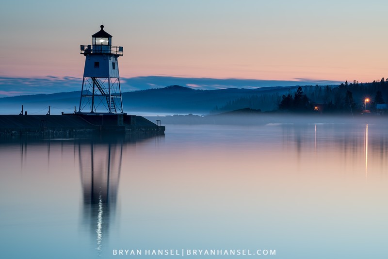 Lighthouse Reflections