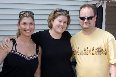 Tarra's Party - July 25, 2009