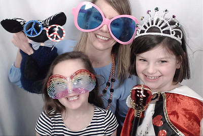 2019 Girl Scouts Mother/Daughter Tea ~ 4/7/19