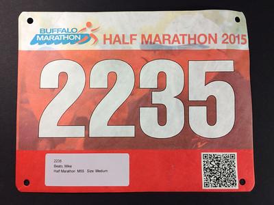 Buffalo Half Marathon 2015