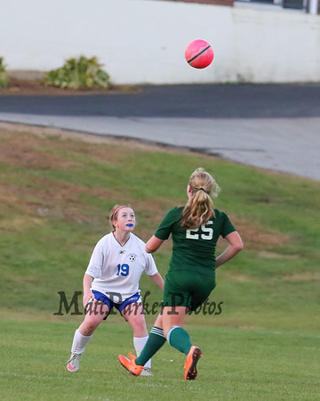 2015-10-20 WHS Girls Soccer vs Central
