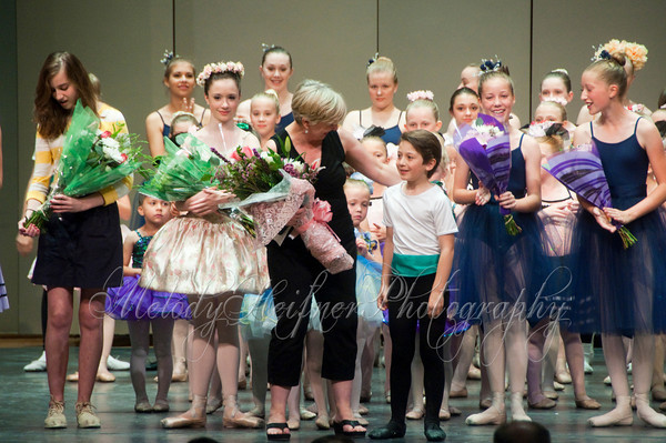 2012 Topeka Ballet Spring Recital