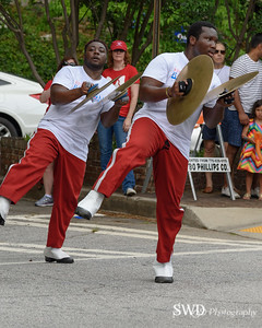 Inman Park Festival and Parade - April 2017