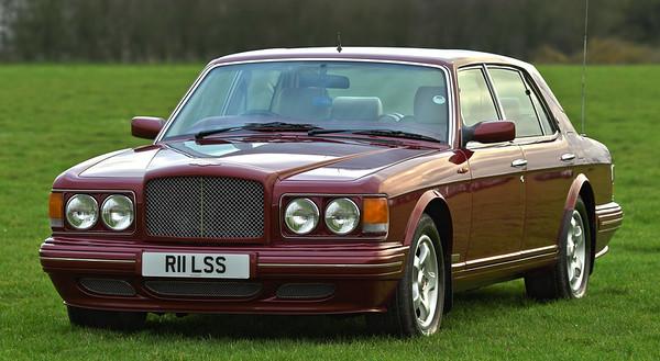1997 Bentley Turbo RT R11LSS