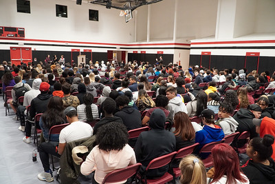 2019 Freshman Read event 10/17/2019