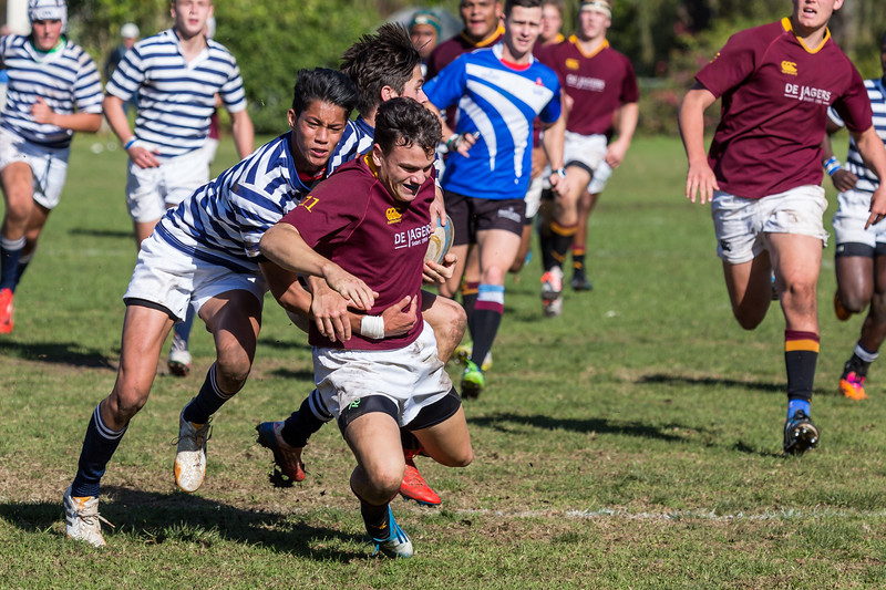 PRG Rugby 16A vs. SACS