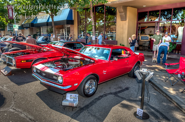 Visalia Car Show May 16,  2015