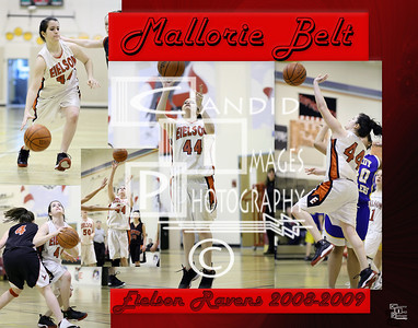 Eielson 2009 Basketball Posters