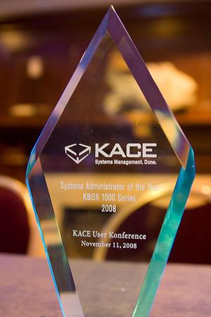 08 KACE User Konference