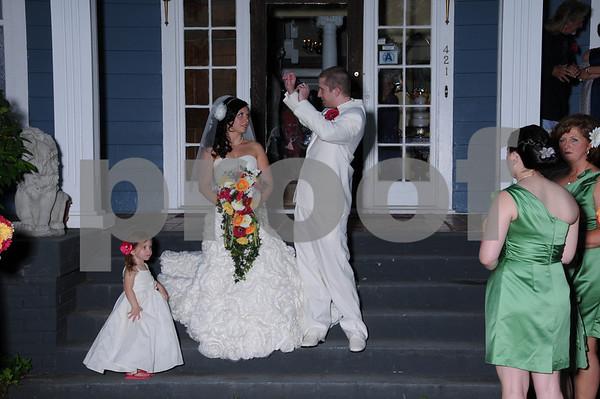 Knuckes-Shaw Wedding Party