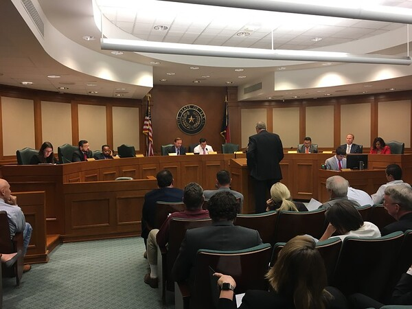 Texas Tray Loss Legislation 2019