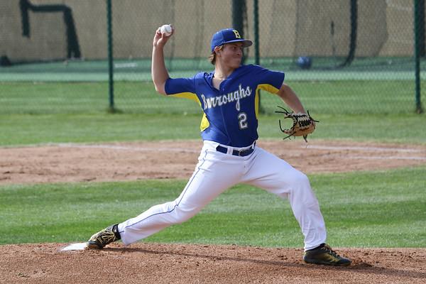 180411 Varsity Baseball v MICDS
