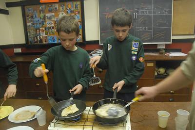 Rikki Shrove Tuesday Pancakes