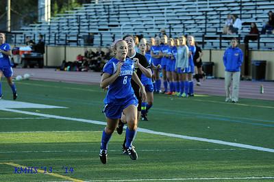 Girls Var Soccer 9-26-13MrO'Connor