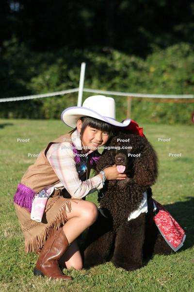 Costume Contest-IWSCOPS Aug 26, 2011
