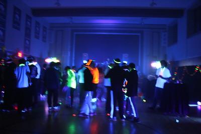 2019 Upper School Winter Glow Party