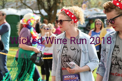 Wicked Wine Run  - Nashville Spring 2018