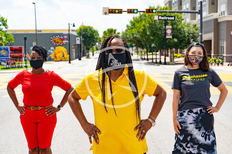 Black Lives Matter  - Group Photos