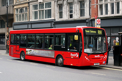 18. 10 Reg Buses around the UK