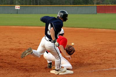 Landmark Varsity Baseball vs OLM 4-6-06