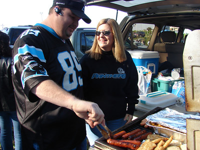 Panthers vs Colts October 28th 2007