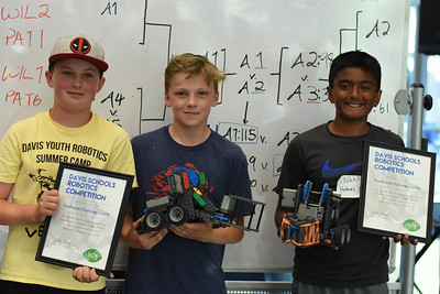 Elementary/Junior High Robotics Competition - May 11
