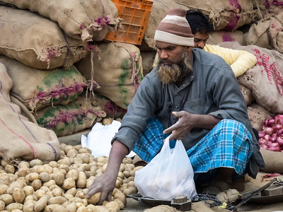 India Photo Journey:Delhi Street Life