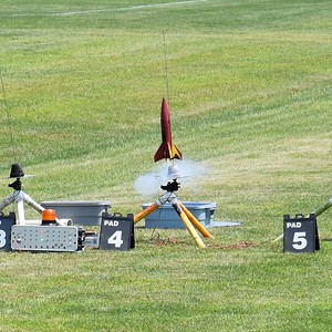 August 3,2018 Spacecamp 2 launch at Dodds