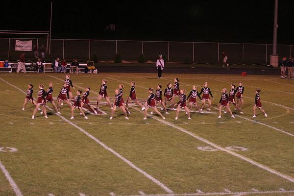 2007-2008 Pulaski Dance Team
