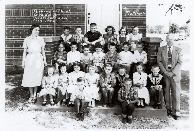 Perkins Grade 3 Miss Hettinger
