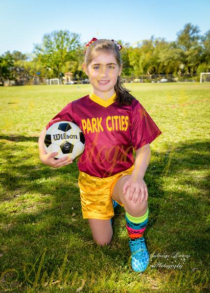 1G Rainbow Sparkles - PCYMCA Soccer Spring 2016