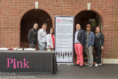 PinkTie AREA Golf Outing