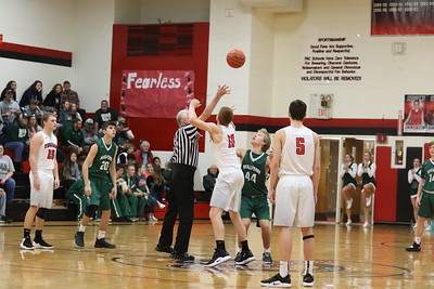 Boys' Basketball vs. Malvern