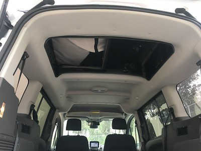 Ford Transit Connect - Interior