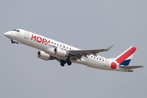 F-HBLB - Embraer 190