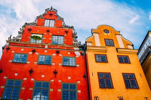 Stockholm & Copenhagen