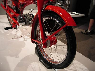 Art of the Motorcycle Exhibit