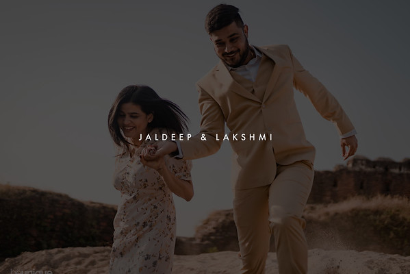 Jaldeep and Lakshmi
